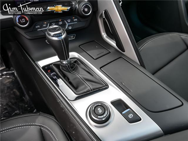 2019 Chevrolet Corvette Stingray Z51 (Stk: 190002) in Ottawa - Image 15 of 22