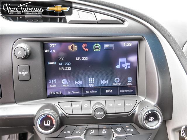 2019 Chevrolet Corvette Stingray Z51 (Stk: 190002) in Ottawa - Image 17 of 22