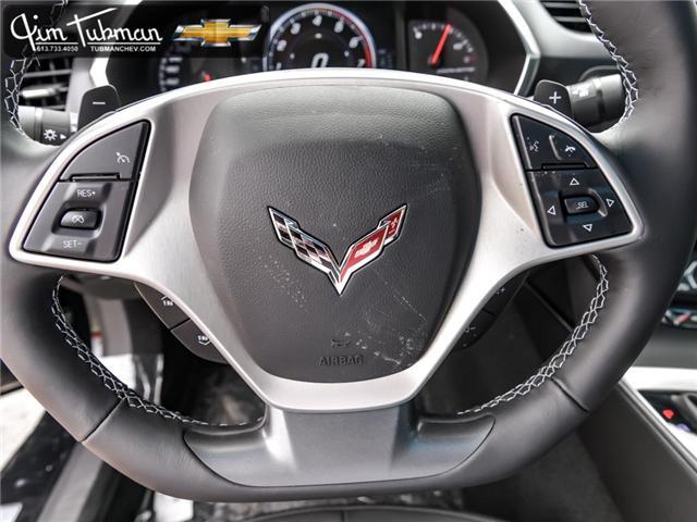 2019 Chevrolet Corvette Stingray Z51 (Stk: 190002) in Ottawa - Image 21 of 22