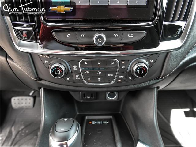 2019 Chevrolet Traverse Premier (Stk: 190029) in Ottawa - Image 19 of 25