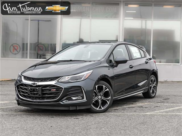 2019 Chevrolet Cruze LT (Stk: 190124) in Ottawa - Image 1 of 20