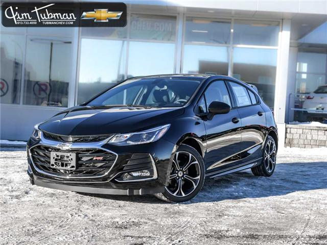 2019 Chevrolet Cruze LT (Stk: 190140) in Ottawa - Image 1 of 21