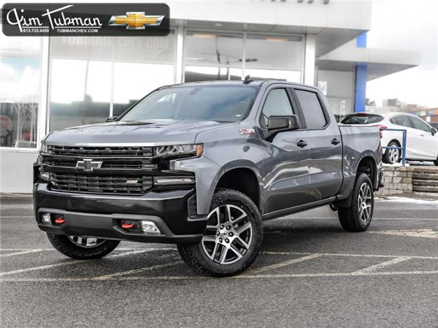 2019 Chevrolet Silverado 1500 LT Trail Boss (Stk: 190236) in Ottawa - Image 1 of 22