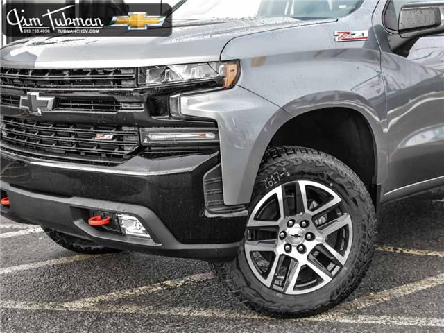2019 Chevrolet Silverado 1500 LT Trail Boss (Stk: 190236) in Ottawa - Image 7 of 22