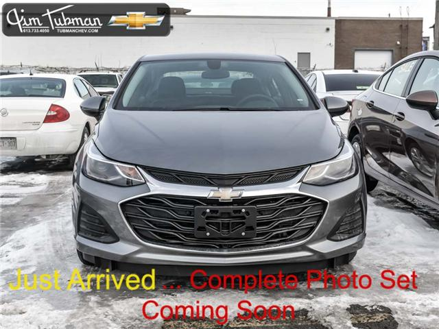 New 2019 Chevrolet Cruze LT  - Ottawa - Jim Tubman Chevrolet