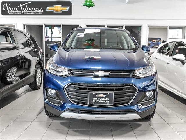 New 2019 Chevrolet Trax Premier  - Ottawa - Jim Tubman Chevrolet