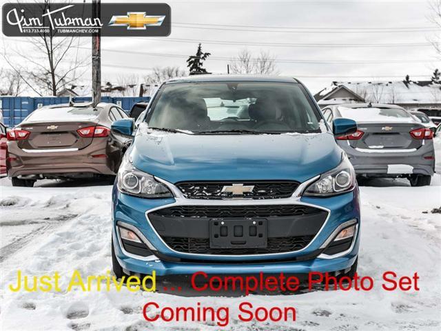 New 2019 Chevrolet Spark 1LT CVT  - Ottawa - Jim Tubman Chevrolet