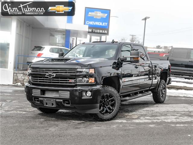 2019 Chevrolet Silverado 2500HD LTZ (Stk: 190537) in Ottawa - Image 1 of 21