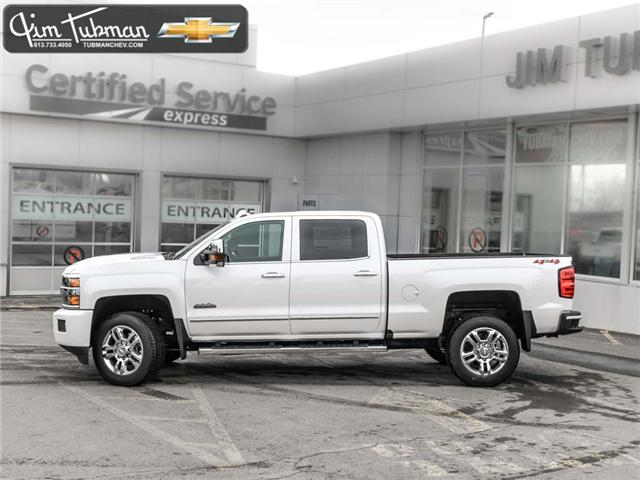 2019 Chevrolet Silverado 2500HD High Country (Stk: 190584) in Ottawa - Image 2 of 22
