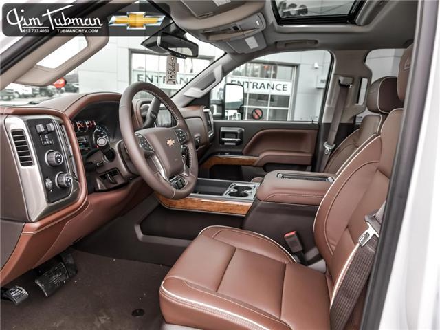 2019 Chevrolet Silverado 2500HD High Country (Stk: 190584) in Ottawa - Image 12 of 22