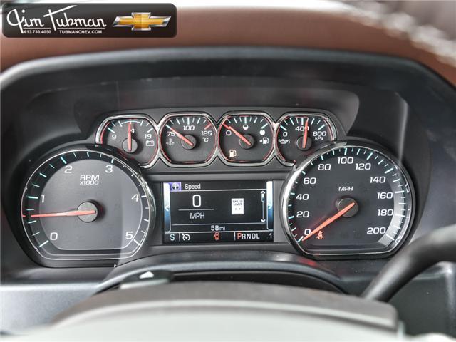 2019 Chevrolet Silverado 2500HD High Country (Stk: 190584) in Ottawa - Image 21 of 22