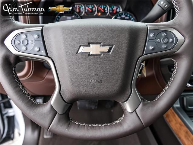 2019 Chevrolet Silverado 2500HD High Country (Stk: 190584) in Ottawa - Image 22 of 22
