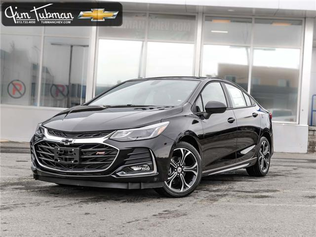 2019 Chevrolet Cruze LT (Stk: 190368) in Ottawa - Image 1 of 20
