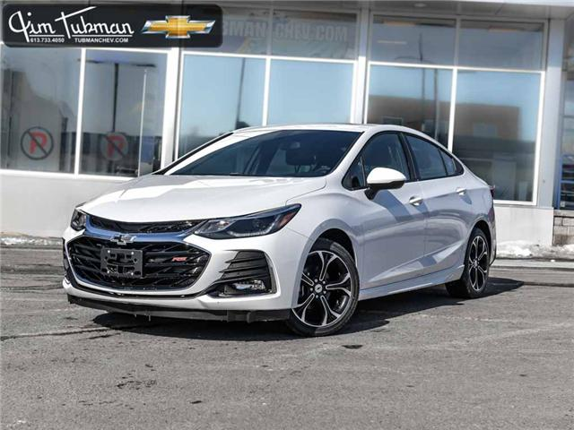 2019 Chevrolet Cruze LT (Stk: 190445) in Ottawa - Image 1 of 21