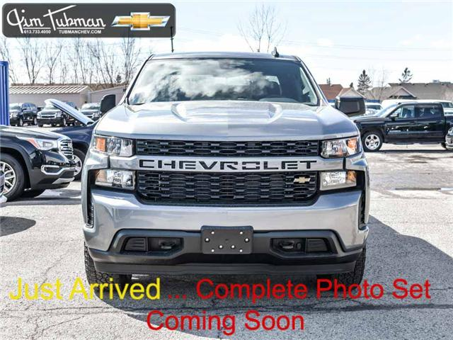 2019 Chevrolet Silverado 1500 Silverado Custom (Stk: 190620) in Ottawa - Image 1 of 1
