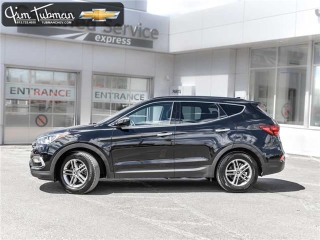 2017 Hyundai Santa Fe Sport  (Stk: P7643) in Ottawa - Image 2 of 21