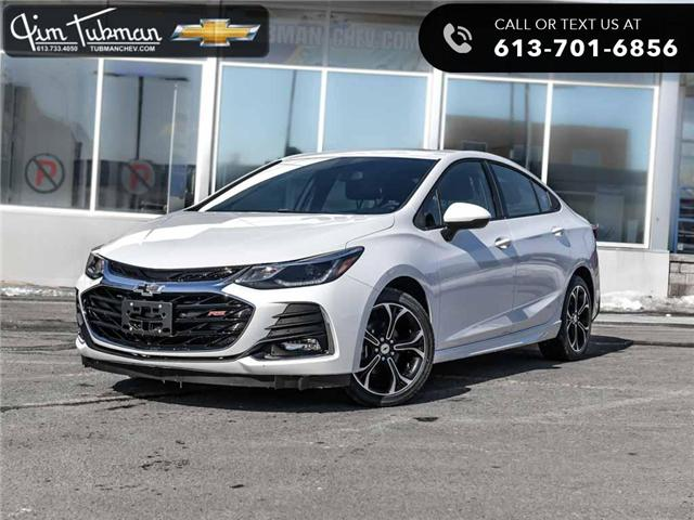 2019 Chevrolet Cruze Premier (Stk: 190292) in Ottawa - Image 1 of 20