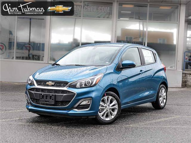 2019 Chevrolet Spark 1LT CVT (Stk: 190472) in Ottawa - Image 1 of 19