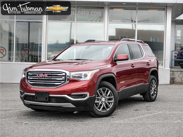 2019 GMC Acadia SLT-1 (Stk: P7692) in Ottawa - Image 1 of 23