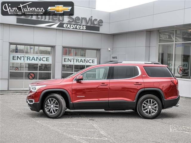 2019 GMC Acadia SLT-1 (Stk: P7692) in Ottawa - Image 2 of 23