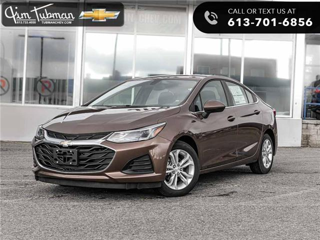 2019 Chevrolet Cruze LS (Stk: 190182) in Ottawa - Image 1 of 20