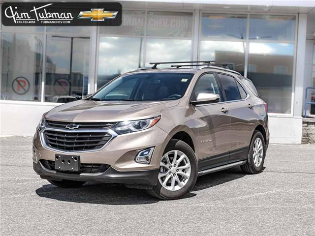 2018 Chevrolet Equinox LT (Stk: 190792A) in Ottawa - Image 1 of 22