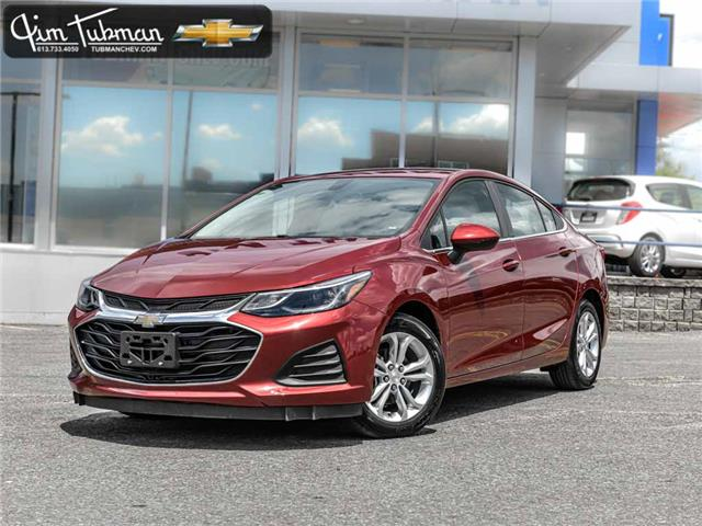 2019 Chevrolet Cruze LT (Stk: 190447) in Ottawa - Image 1 of 19