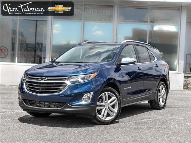 2019 Chevrolet Equinox Premier (Stk: 190848) in Ottawa - Image 1 of 21