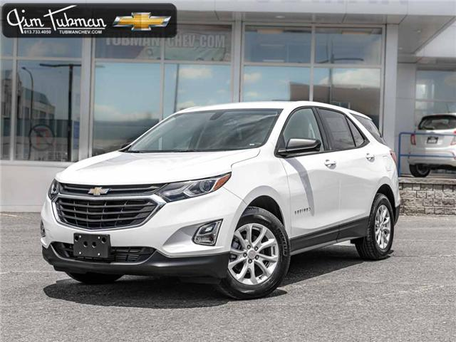 2019 Chevrolet Equinox LS (Stk: 190316) in Ottawa - Image 1 of 20