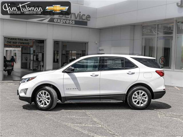 2019 Chevrolet Equinox LS (Stk: 190316) in Ottawa - Image 2 of 20