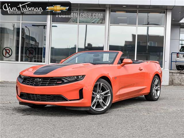 2019 Chevrolet Camaro 2LT (Stk: 190831) in Ottawa - Image 1 of 24