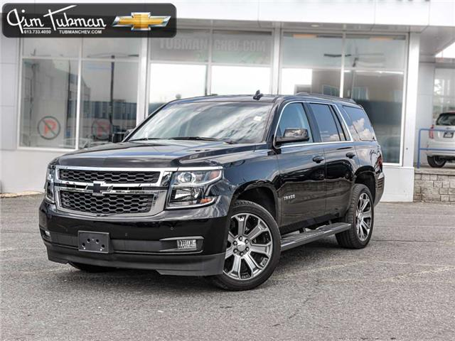 2019 Chevrolet Tahoe LT (Stk: P7721) in Ottawa - Image 1 of 25