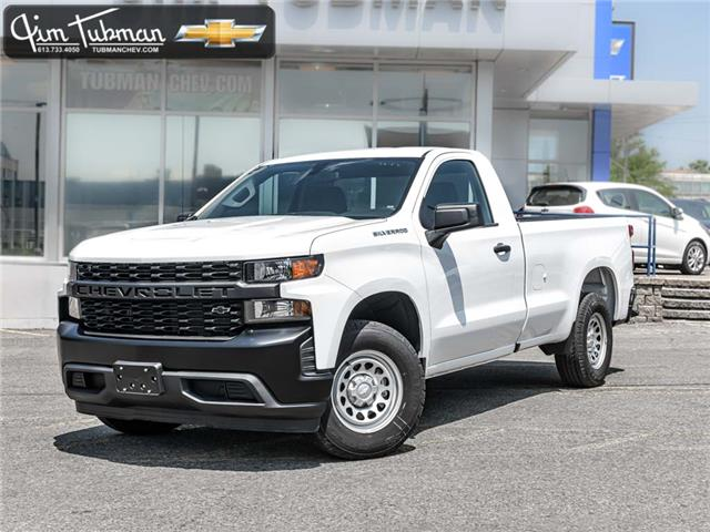2019 Chevrolet Silverado 1500 Work Truck (Stk: 190735) in Ottawa - Image 1 of 17
