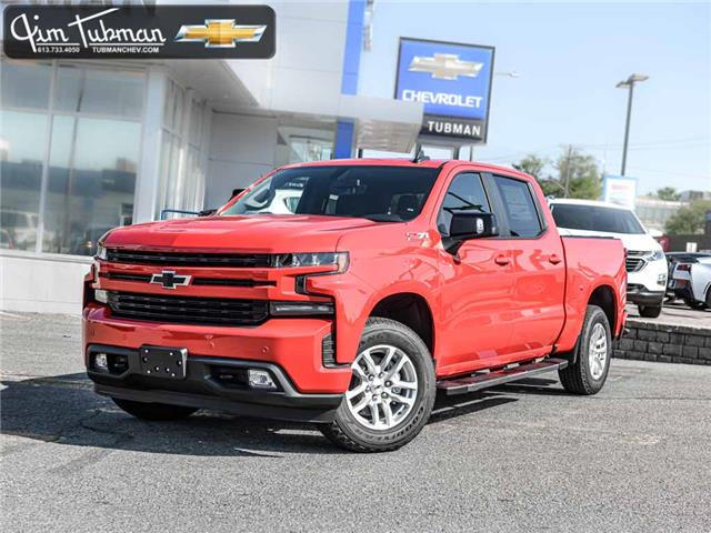 2019 Chevrolet Silverado 1500 RST (Stk: 190843) in Ottawa - Image 1 of 22