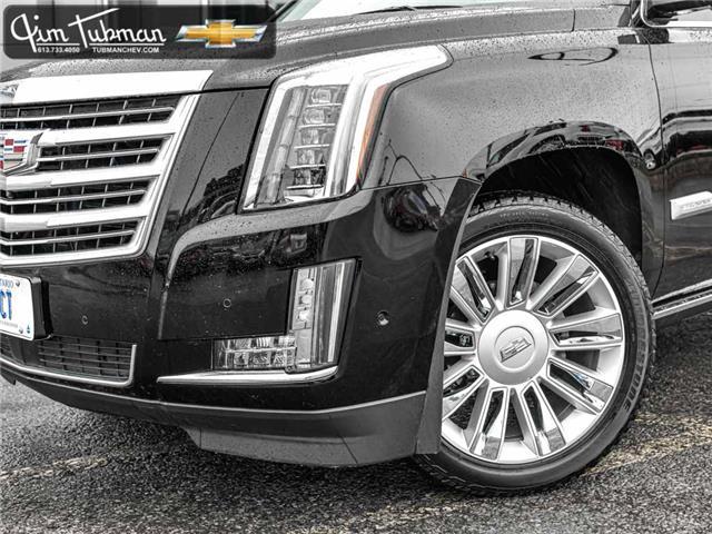 2019 Cadillac Escalade Platinum (Stk: P7928) in Ottawa - Image 6 of 25