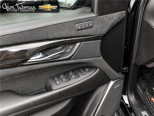 2019 Cadillac Escalade Platinum (Stk: P7928) in Ottawa - Image 10 of 25