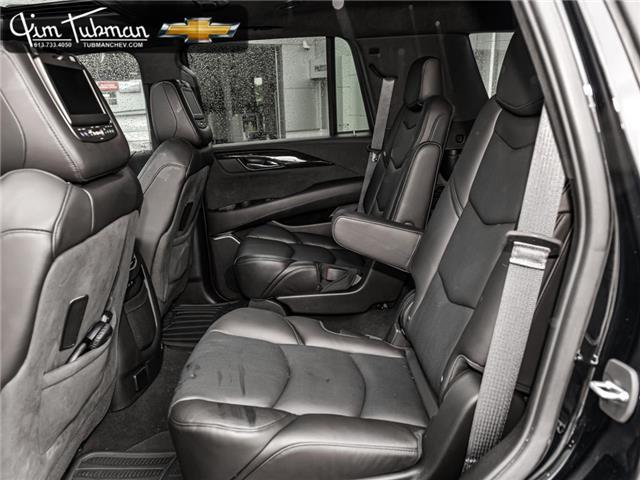 2019 Cadillac Escalade Platinum (Stk: P7928) in Ottawa - Image 15 of 25