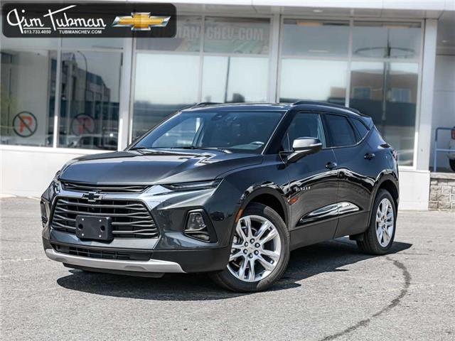2019 Chevrolet Blazer 3.6 True North (Stk: 190962) in Ottawa - Image 1 of 22