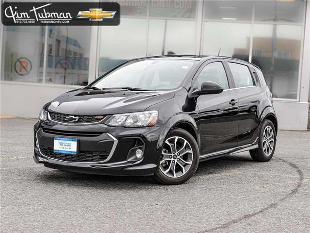 2018 Chevrolet Sonic LT Auto (Stk: R7288) in Ottawa - Image 1 of 23