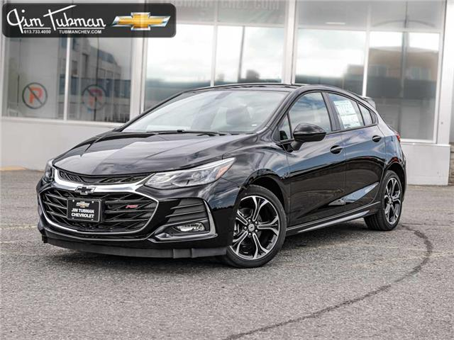2019 Chevrolet Cruze LT (Stk: 190295) in Ottawa - Image 1 of 21
