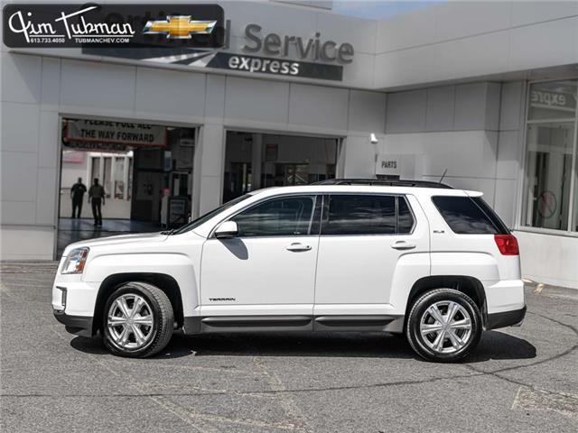 2017 GMC Terrain SLE-2 (Stk: P7925) in Ottawa - Image 2 of 24