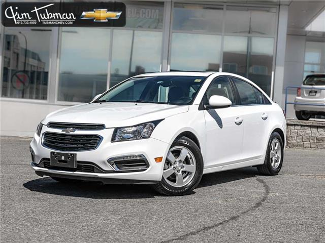 2015 Chevrolet Cruze 1LT (Stk: P8020) in Ottawa - Image 1 of 24