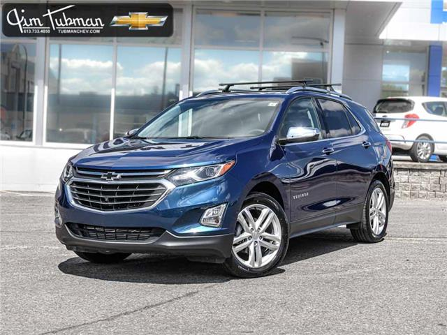 2019 Chevrolet Equinox Premier (Stk: P8037) in Ottawa - Image 1 of 24