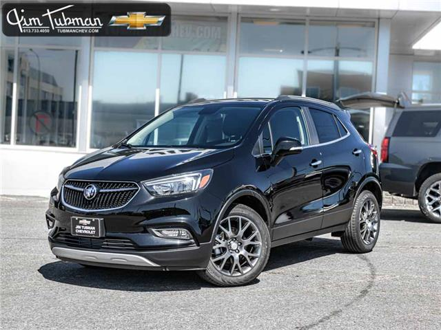 2019 Buick Encore Sport Touring (Stk: 190768) in Ottawa - Image 1 of 21