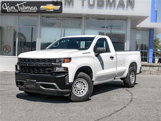 2019 Chevrolet Silverado 1500 Work Truck (Stk: 190915) in Ottawa - Image 1 of 19