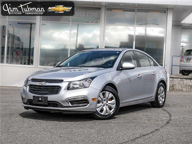 2016 Chevrolet Cruze Limited 1LT (Stk: 190782A) in Ottawa - Image 1 of 21