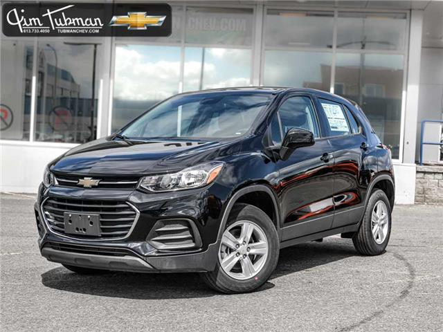 2019 Chevrolet Trax LS (Stk: 190406) in Ottawa - Image 1 of 21