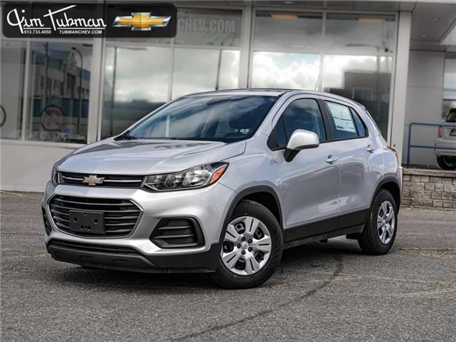 2019 Chevrolet Trax LS (Stk: 190125) in Ottawa - Image 1 of 20