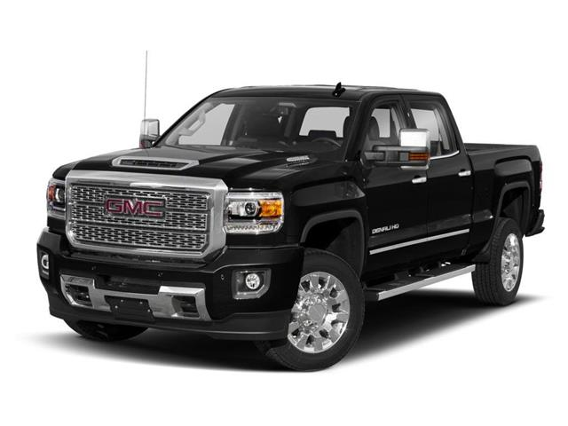2018 GMC Sierra 2500HD Denali (Stk: P8144) in Ottawa - Image 1 of 9