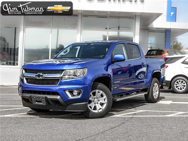 2020 Chevrolet Colorado LT (Stk: 200042) in Ottawa - Image 1 of 20